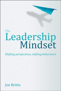 Book Cover - The Leadership Mindset