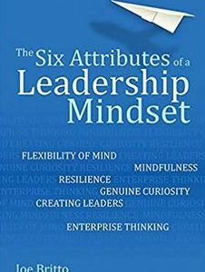 cover: the six attributes of a leadership mindset