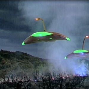 two aliens from original war of the worlds