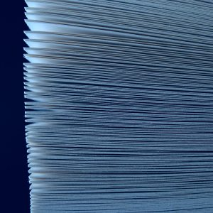 stack of regulation papers